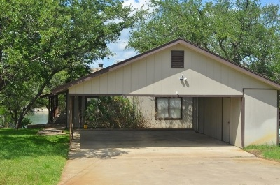Burnet Single Family Home Pending-Taking Backups: 1416 Cr 133