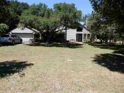 Marble Falls Single Family Home For Sale: 2900 Cedar Trail