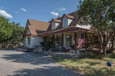 Spicewood Single Family Home For Sale: 100 Live Oak