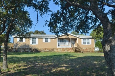 Buchanan Dam Single Family Home Pending-Taking Backups: 2715 Highway 261