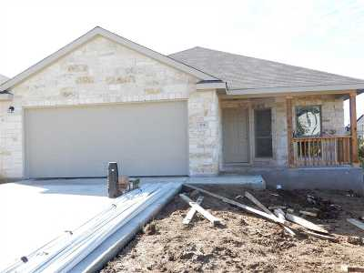 Marble Falls Single Family Home Pending-Taking Backups: 112 East Wildflower Blvd