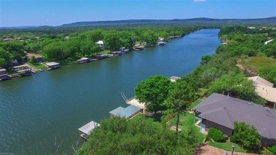 Burnet Single Family Home For Sale: 1602 Cr 134