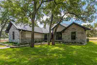 Pecan Creek Single Family Home Temporarily Off Market: 103 Bowers