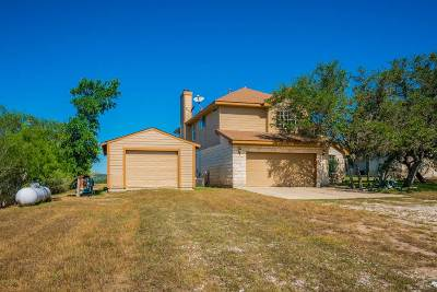 Spicewood Single Family Home For Sale: 25132 River