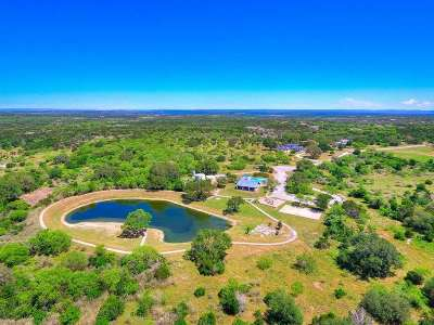 Spicewood Residential Lots & Land For Sale: 62 And 63 Vista View Trail