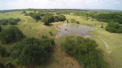 Lampasas County Farm & Ranch For Sale: Fm 580 East