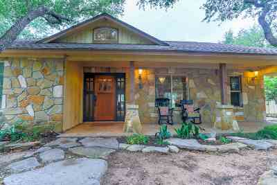Marble Falls Single Family Home For Sale: 504 Boulder Creek Dr