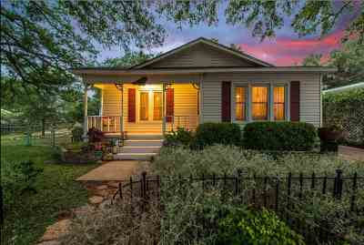 Marble Falls Single Family Home For Sale: 502 Crestview