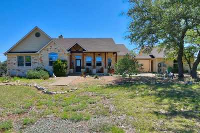 Spicewood Single Family Home For Sale: 2504 Improver