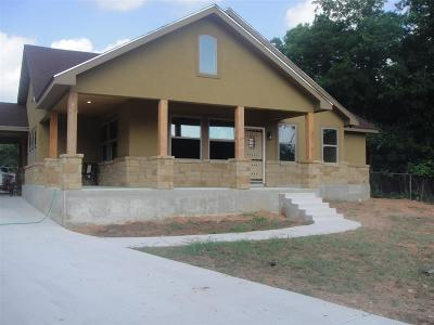 Kingsland Single Family Home For Sale: 3921 Coyote