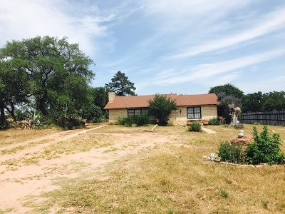 Buchanan Dam Single Family Home For Sale: 8164 Highway 261