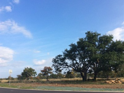 Marble Falls Residential Lots & Land For Sale: 59 Mustang Ridge