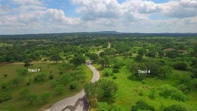 Spicewood Residential Lots & Land For Sale: Lot 4 West Trail