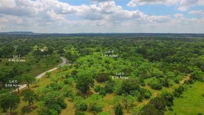 Spicewood Residential Lots & Land For Sale: Lot 5 West Trail