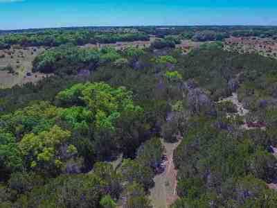 Burnet County Farm & Ranch For Sale: Tract 35 Cr 200a