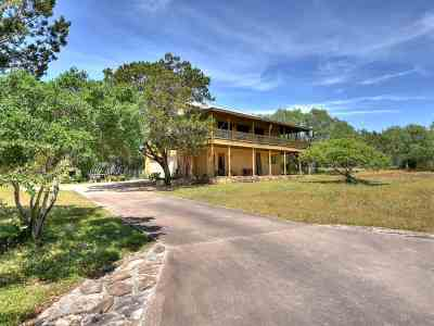 Spicewood Single Family Home For Sale: 10541 County Road 404