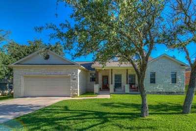 Burnet Single Family Home For Sale: 1208 Adam