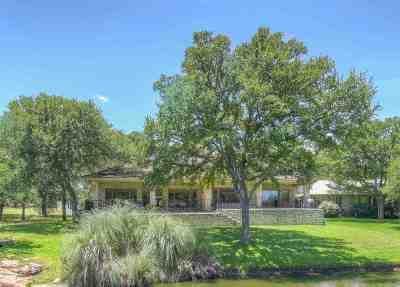 Horseshoe Bay Single Family Home For Sale: 102 Tee Off