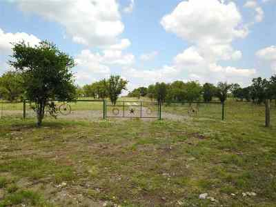 Burnet County Farm & Ranch For Sale: Fm 2657