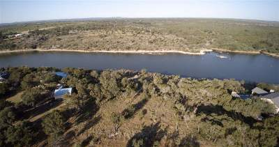 Marble Falls Residential Lots & Land For Sale: 251 & 301 Paseo Del Rio
