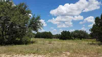 Marble Falls Residential Lots & Land For Sale: 29 Summit Springs