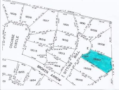 Horseshoe Bay P Residential Lots & Land For Sale: 18007 Sitting Bull