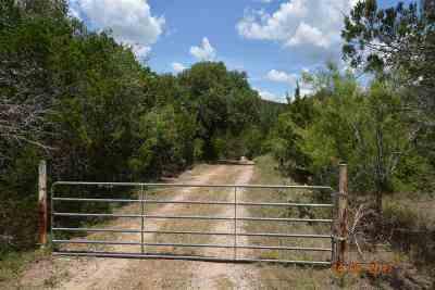 marble falls Farm & Ranch For Sale: Cr 341