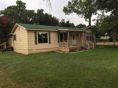 Burnet Single Family Home Pending-Taking Backups: 810 N Vandeveer