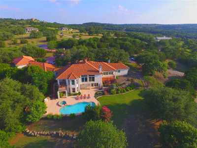Spicewood Single Family Home For Sale: 190 Granite Ridge Dr