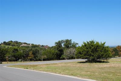 Horseshoe Bay W Residential Lots & Land For Sale: W10003-B Buffalo Hill/Buffalo Peak