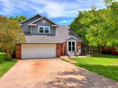 Burnet Single Family Home Pending-Taking Backups: 1507 Wofford