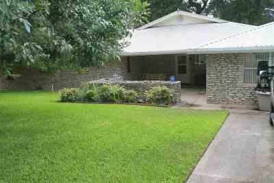 Burnet Single Family Home For Sale: 808 Clen Oaks