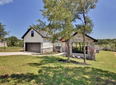 Marble Falls TX Single Family Home Pending-Taking Backups: $360,000