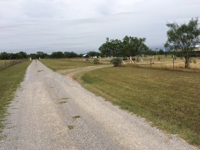 Marble Falls Farm & Ranch For Sale: 3572 E 2147