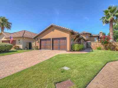 Pecan Creek Single Family Home For Sale: 107 Blanco Ct