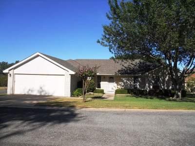 Burnet Single Family Home For Sale: 700 Cottonwood