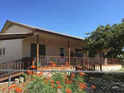 Burnet County Farm & Ranch For Sale: 600 Whispering Oaks