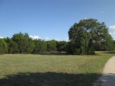 Burnet County Farm & Ranch For Sale: Cr 112