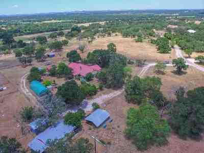 Burnet County Farm & Ranch For Sale: 1046 Cr 111