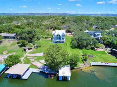 Burnet Single Family Home For Sale: 116 Lost Trail