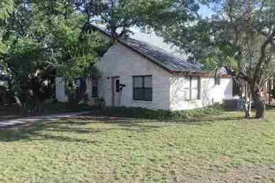 Spicewood Single Family Home For Sale: 199 Middleton