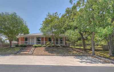 Horseshoe Bay Single Family Home For Sale: 105 Boot Hill