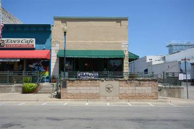 Lampasas Commercial For Sale: 523 E Third St.