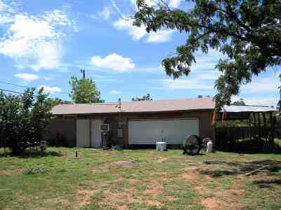 Burnet Single Family Home For Sale: 216 Mountain View