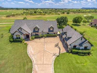 Kingsland TX Single Family Home For Sale: $589,000