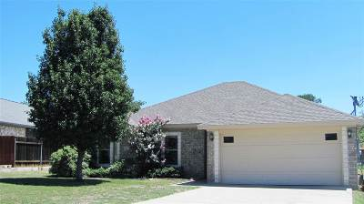 Burnet Single Family Home For Sale: 1411 Hamilton