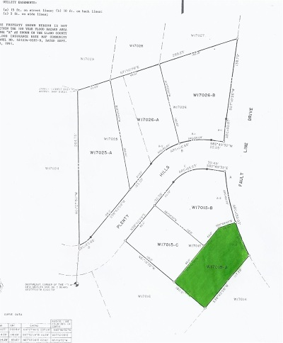 Horseshoe Bay W Residential Lots & Land For Sale: W17015-A Fault Line