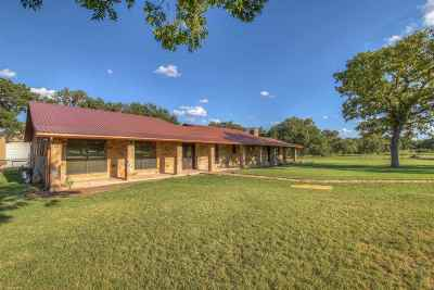 Marble Falls Farm & Ranch For Sale: 131 Creek Lane