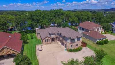 Kingsland Single Family Home Pending-Taking Backups: 206 River Ranch