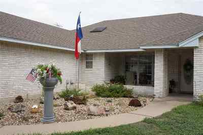 Burnet TX Single Family Home For Sale: $269,000